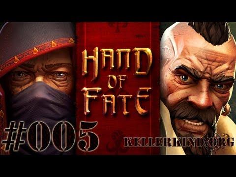 Hand of Fate [HD] #05 – Staub-König und ein königlicher Schlagabtausch ★ Let's Play Hand of Fate