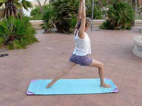 yoga fitness toalla antideslizante ajustable a todo tipo de esterillas