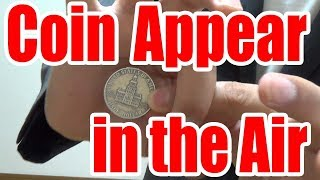 Shin Lim Coin Trick TutorialMake A Coin Appear In The Air!!UHM