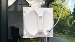 Ecovacs Winbot X Test: Fensterputzroboter im Einsatz