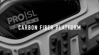 Pro SL Carbon BOA Men's Golf Shoe - White/Navy-video
