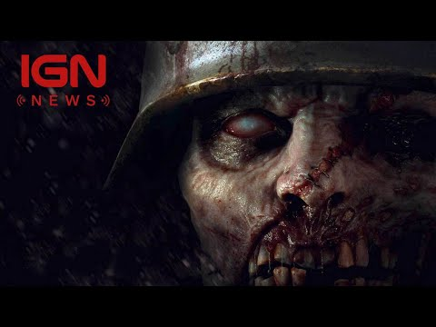 Call of Duty: WW2 Zombies Cast Revealed - IGN News