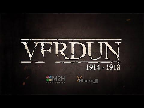 WW1 FPS Verdun - Release trailer PS4 thumbnail