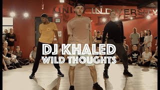 DJ Khaled   Wild Thoughts Ft. Rihanna, Bryson Tiller | Hamilton Evans Choreography