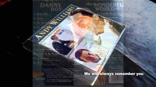 andy williams original album collection  Danny Boy and Other Songs I Love to Sing