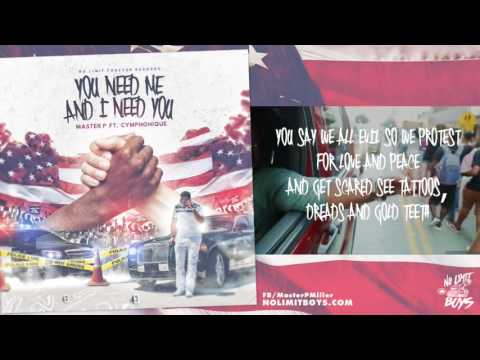 You Need Me and I Need You (Lyric video) [Feat. Cymphonique]