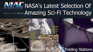 Asteroid Eating Fungus and NASA's Other New Ideas for Exploring Space