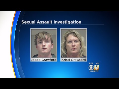 Mother And Son Arrested After Sex Assault At New Year's Eve Party