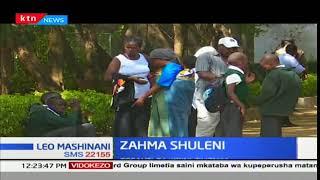 Shughuli za kawaida zilitatizika katika shule ya Jamhuri jana baada ya wanafunzi kupigana