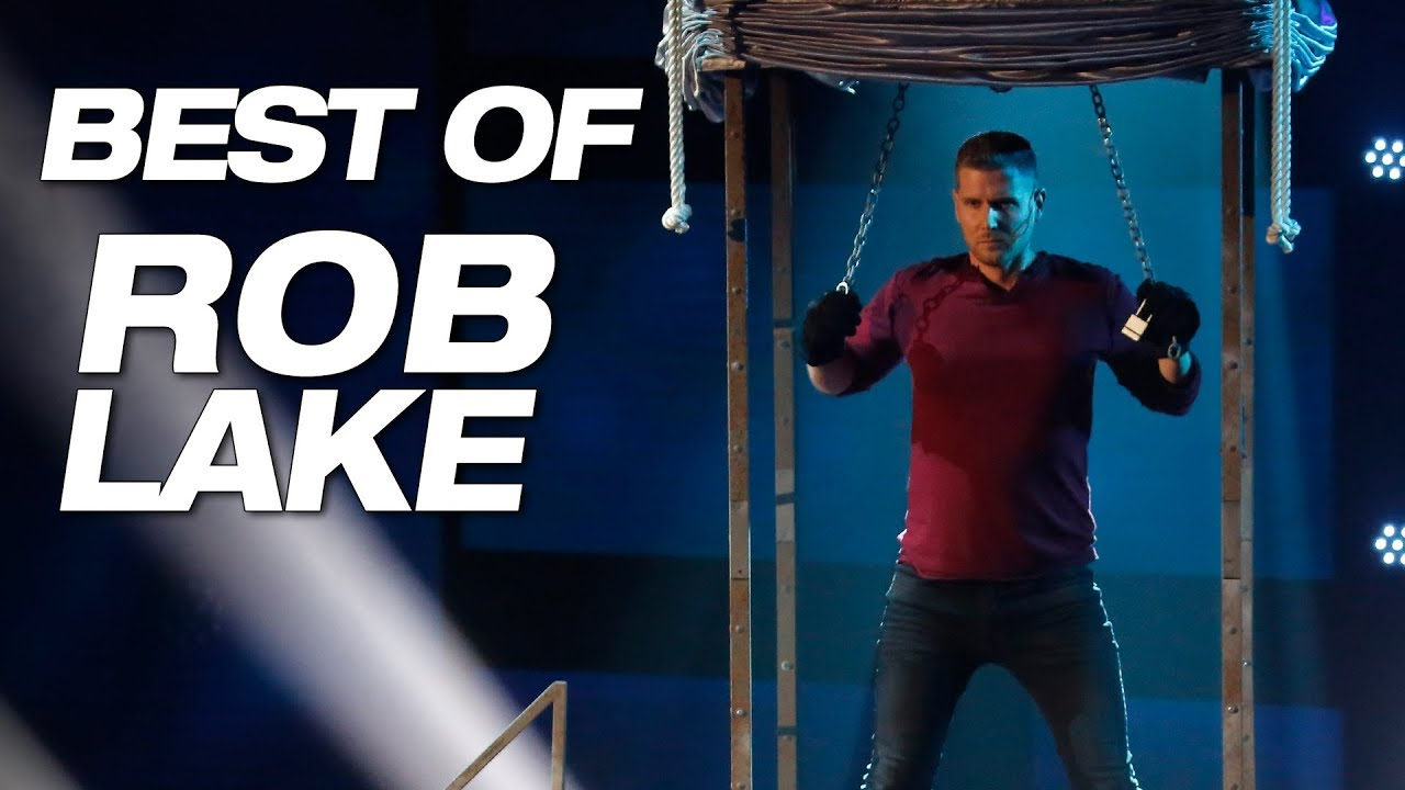 The Best Auditions From Magician Rob Lake - America's Got Talent 2018 thumbnail