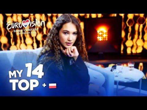 Eurovision 2020 - Top 14 (NEW: 🇵🇱)