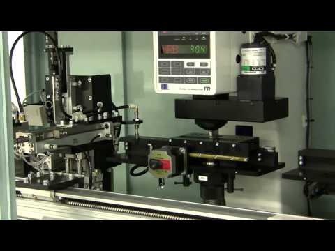 Fully-Automatic Thin Steel Rockwell Hardness Testing System