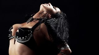 """Diana Bastet Metal Belly Dance. Arch Enemy """"Time Is Black"""""""