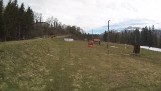 One of those runs Aero tek Jpay spider fpv race frame pilot Hugo