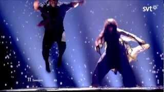 ESC 2012 (semi final) Sweden :: Loreen - Euphoria (HD)