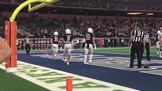 Aledo vs Red Oak Regional Semi Final Video Recap