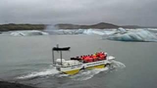 Jökulsárlón Glacier Lagoon Boat Tours and Cafe, Iceland