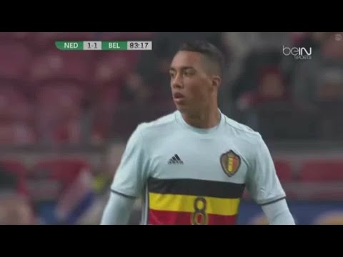 Youri Tielemans [DEBUT] vs Netherlands [INTERNATIONAL DEBUT] (A) 09.11.2016 HD 720p