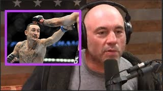 """Joe Rogan """"Max Holloway is the Best 145er of All Time"""""""