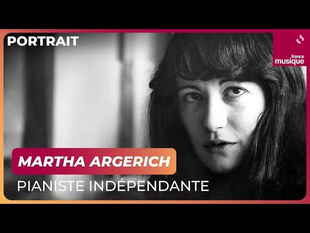 Wymowa wideo od Martha Argerich na Angielski