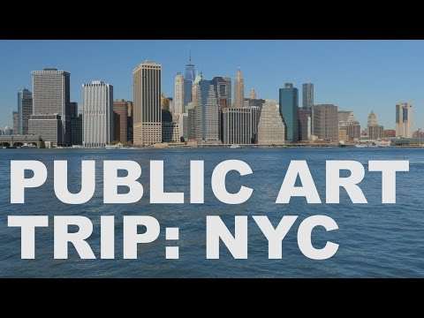 , title : 'Public Art Trip: New York City | The Art Assignment | PBS Digital Studios'