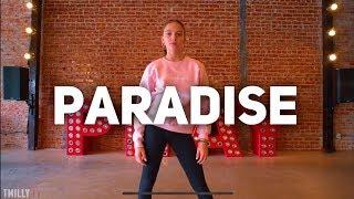 """""""Paradise""""   Bazzi   Rumer Noel Choreo @PlaygroundLA"""