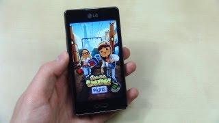 LG Optimus L5 II: Gaming & Spiele | SwagTab