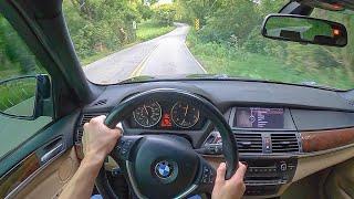 [WR Magazine] 2012 BMW X5 xDrive35d Turbo-diesel - POV Test Drive (Binaural Audio)