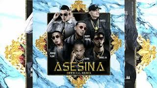 Asesina Remix Version Original Brytiago ❌ Darell❌Daddy Yankee ❌ Ozuna ❌ Anuel AA ❌ Ñengo Flow