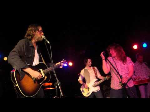 """Hayes Carll with Cary Ann Hearst - """"Another Like You"""" - Bottleneck, Lawrence, KS 4-2-11.MP4"""