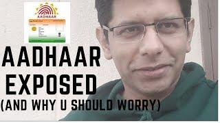 The biggest Revelation On Aadhaar & Why U Should Worry 😱😱