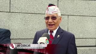 """Commemorating """"Araw Ng Kagitingan,"""" Or Day Of Valor, And Filipino Heroes Of WWII"""