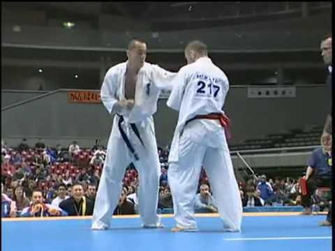 Kyokushin Karate KNOCKOUTS