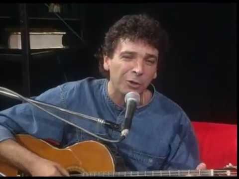Ignacio Copani video No me calienta - CM Estudio 1998