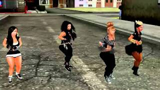 Danity Kane Show Stopper Video Second Life Remix