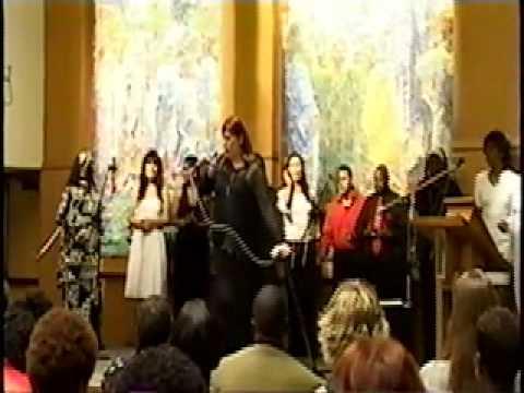 Jesus Is All - Ashley Moore & Transcendence Gospel Choir