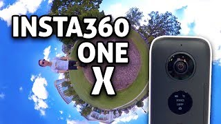 Insta360 ONE X 360º Action Camera | REVIEW (4K)