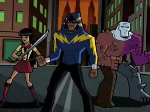 Batman: The Brave and the Bold Ep. 1.21 Clip #1