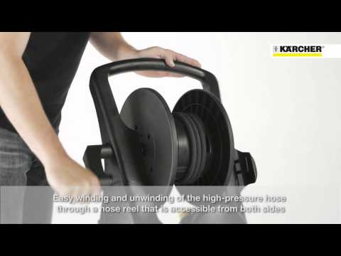 Karcher HD 10/25 -4S 3 phase heavy duty pressure washer