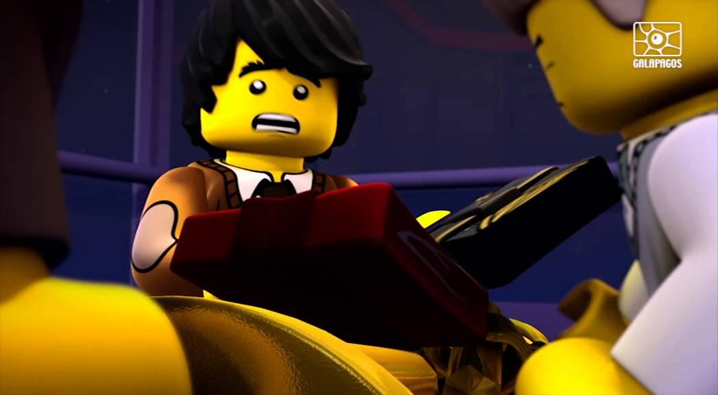 Kolekcja Lego Ninjago Reaktywacja Dvd Różni Filmy Sklep