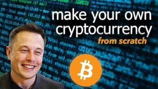 Creating My Own Cryptocurrency From Scratch (and how it works)