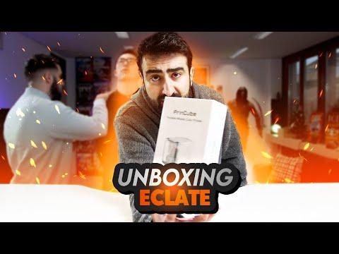 Le Unboxing Le Plus Éclaté De La Chaîne! (PrinCube)