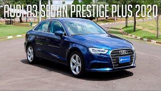 Avaliação: Audi A3 Sedan Prestige Plus 2020