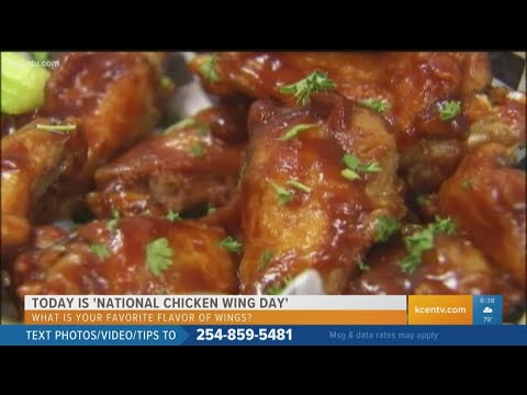 National Chicken Wing Day: What does Texas Today like best?