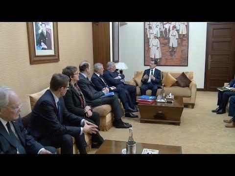 مباحثات مغربية فرنسية بالرباط للدفع بالشراكة الثنائية في مختلف المجالات