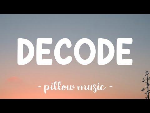 Decode - Paramore (Lyrics) 🎵