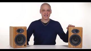 Audioengine A5+ Bookshelf Speakers | Product Features | Bright Audio