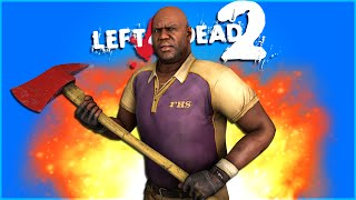 Left 4 Dead 2 FUNNY MOMENTS! - COOP Maps and Mods (L4D2)