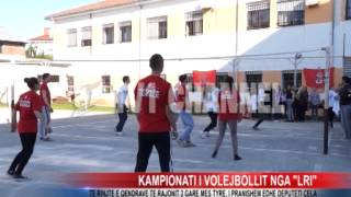 preview picture of video 'Kampionati i volejbollit nga LRI Shkoder'