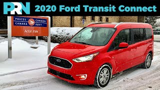 2020 Ford Transit Connect Passenger Van Review
